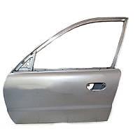 Двері передня ліва Lanos / Ланос цинк ЗАЗ, TF69Y0-6100836