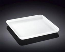 Блюдо квадратное фарфоровое 19 см Wilmax WL-992679