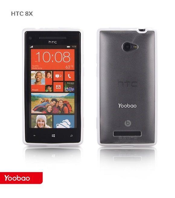Защитный чехол для HTC 8X - белый