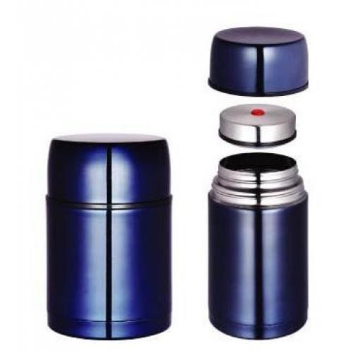 Термос пищевой 1 л. BG 6025 (синий)