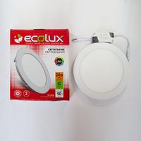 Встраиваемый светодиодный светильник Ecolux 24w