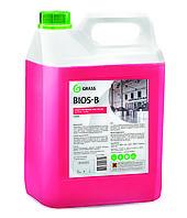 Высококонцентрированное щелочное моющее средство Grass  BIOS – B 5,5 кг.