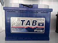 Акумулятор автомобільний 60 TAB Polar Blue