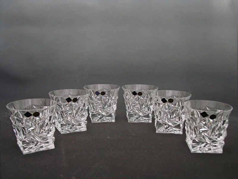 Набор стаканов для виски (6 шт/350 мл.) BOHEMIA ice 4505