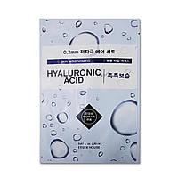 Омолаживающая маска для лица с гиалуроновой кислотой Etude House 0.2 Therapy Air Mask Hyaluronic Acid, фото 1