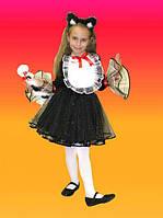 Кошка черно-белая. Детские карнавальные костюмы