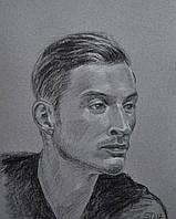 Портрет ч/б