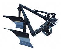 Плуг 2-х корпусный на мотоблок/мототрактор (Полтава)