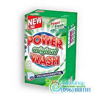 Порошок Power Wash Original Universal Картонная Упаковка 10 Кг