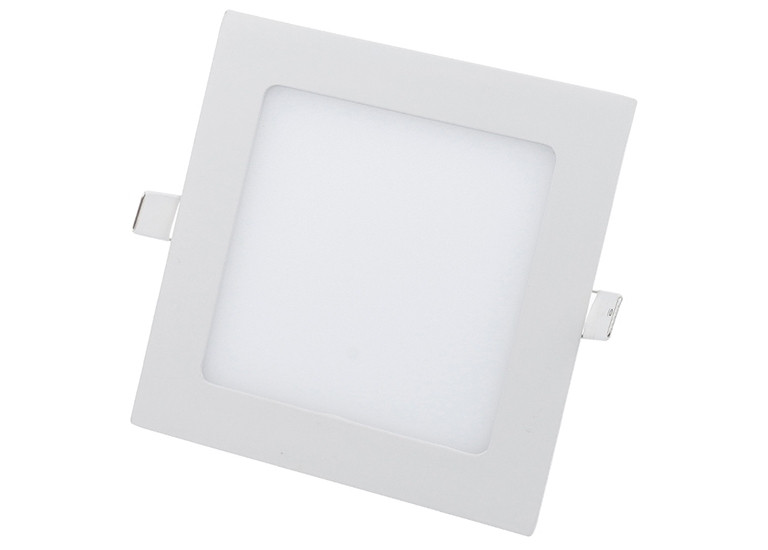 Встраиваемый квадратный светодиодный светильник Ecolux 12W