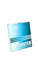 MFilter К 984 салонный фильтр (SCT SA 1139) HONDA Civic, CR-V; LEXUS; NISSAN Almera II, Primera III; RO