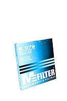 MFilter К 979 салонный фильтр (SCT SA 1209) SUBARU Legacy III 2.0 D, Outback II 2.0 D; TOYOTA RAV 4 II.