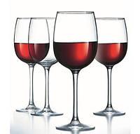 Набор бокалов для вина (4шт/ 420 мл) Luminarc Allegresse J8166