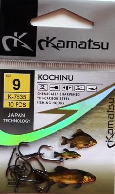 Гачки рибальські Каматсу kochinu, №9, 10шт