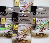 Гачки рибальські Каматсу kochinu, №9, 10шт, фото 2