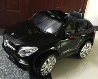 Эл-мобиль (T-769 BLACK) легковая на р.у. 2*6V4.5AH мотор 2*25W с MP3 108*65*55