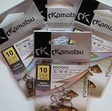 Рибальські гачки Kamatsu kochinu, №10, 10шт, фото 2