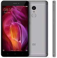 Смартфон ORIGINAL Xiaomi Redmi Note 4 Global Version Grey (8X2.0Ghz; 4GB/64GB; 4100 mAh)