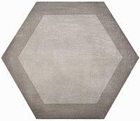 Плитка Атем для пола Atem Hexagon Paris Mix 400 х 400 (Гексагон Париж Микс напольная бежевая)