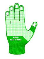 Нанесение логотипа на перчатки BrandHand #3
