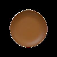 Тарелка керамическая подставочная 25 см Keramia 24-237-015 Табако
