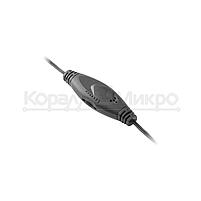 Наушники Defender Aura 99 с микрофоном, чёрный, фото 2
