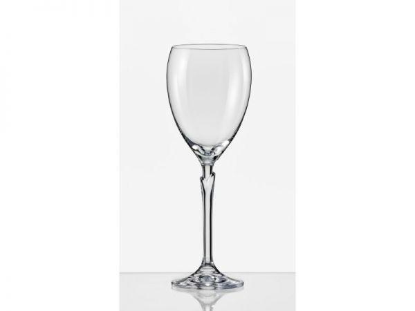 Набор бокалов для вина (250 мл/6 шт.) BOHEMIA Lilly 6464