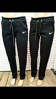 Зимние спортивные брюки женские на флисе