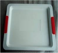 Форма для выпечки (46х30х2,7 см / сталь+керамика) Vincent VC-1434