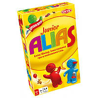 Настільна гра Alias Junior (Еліас Юніор) дорожня версія укр.мова TM Tactic (54663)