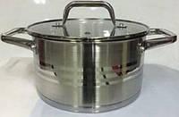 Кастрюля индукционная 18 см/2,45 л. Lessner 55864-18