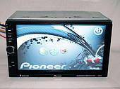 "Автомагнитола 2Din Pioneer 7018 7"" Экран USB+Bluetoth+Камера"