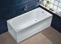 COMFORT PLUS ванна 170*75см, прямоугольная, с ножками, без ручек