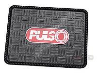 Коврик для мобильных устройств Pulso NS-2082A с бортиками ✓ не скользит ✓ цвет: черный