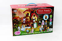 Животные флоксовые 1508 Happy Family
