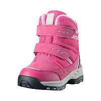 Зимние ботинки для девочки Reimatec VISBY 569322-3560. Размеры 24 - 35.