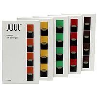 Virginia Tobacco Пады 5% для электронной сигареты JUUL