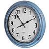 Постарений настінний годинник (35 см.)