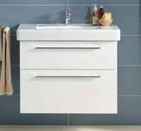 VERITY DESIGN тумба 75*57,5*45см, подвесная, цвет белый глянец