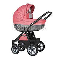 Универсальная коляска 2 в 1 Retrus Avenir Silver Pink