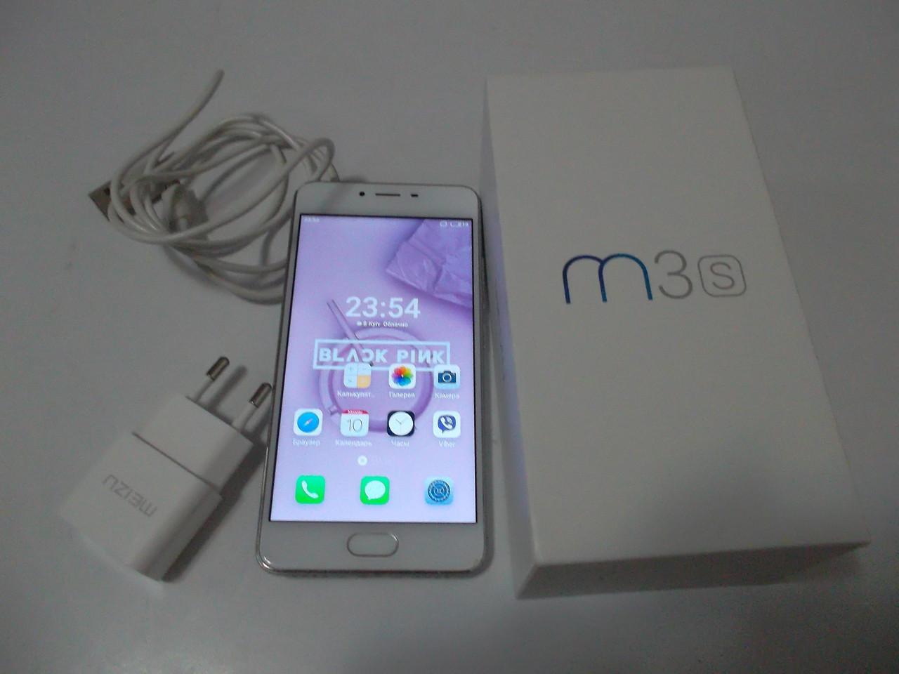 Мобильный телефон Meizu M3S 3/32gb №3769