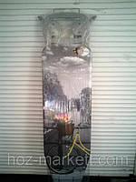 Доска гладильная с удлинителем пенопластик Eurogold BUGELTISH 120 см Х 38 см