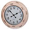 Постарений великий настінний годинник (46 см.)