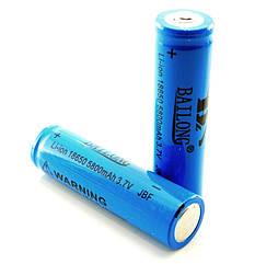 Аккумулятор Bailong синий