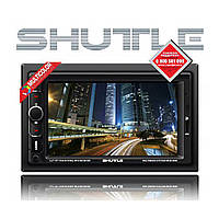 Автомагнітола 2 DIN Shuttle SDUD-6960 Гарантія 12 міс.