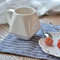 Чашка керамическая Ромб top-196