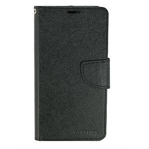 Чехол книжка для Xiaomi Mi A1 / Xiaomi Mi 5X боковой с отсеком для визиток, Mercury GOOSPERY, черный