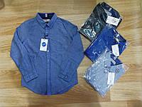 Рубашки на мальчика оптом, Glo-story,134-164 рр