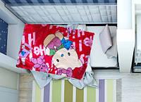 """Детский плед 110*140 из флиса """"Hello Kitty!"""""""