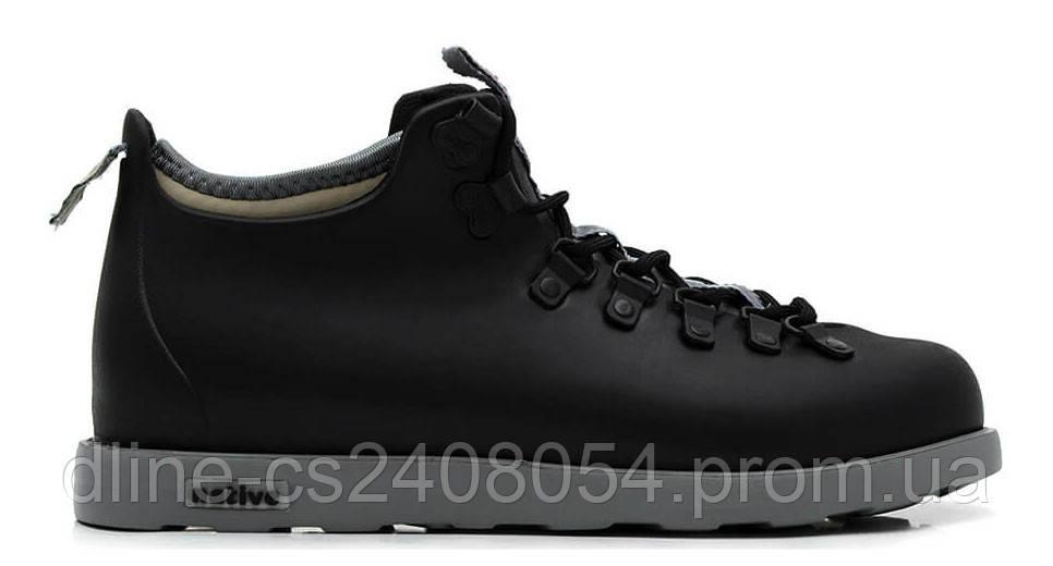 Ботинки Native Fitzsimmons Black Grey